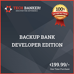 Backup Bank Developer Edition - Life Time Purchase